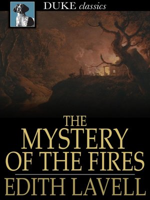 cover image of The Mystery of the Fires
