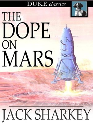 cover image of The Dope on Mars