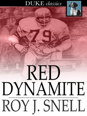 cover image of Red Dynamite