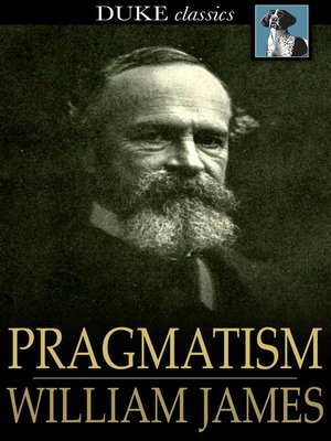 cover image of Pragmatism