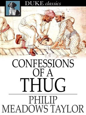 cover image of Confessions of a Thug