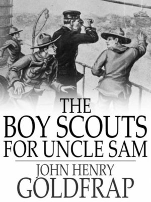 cover image of The Boy Scouts for Uncle Sam