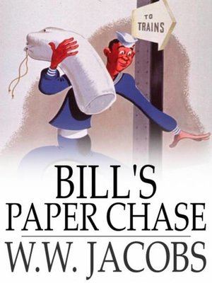 cover image of Bill's Paper Chase