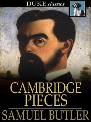 cover image of Cambridge Pieces