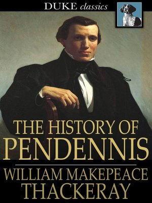 cover image of The History of Pendennis