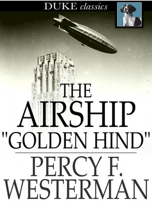 "cover image of The Airship ""Golden Hind"""