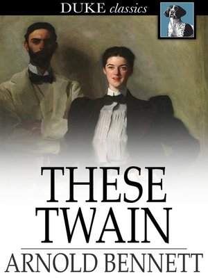 cover image of These Twain