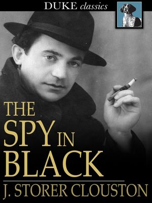 cover image of The Spy in Black