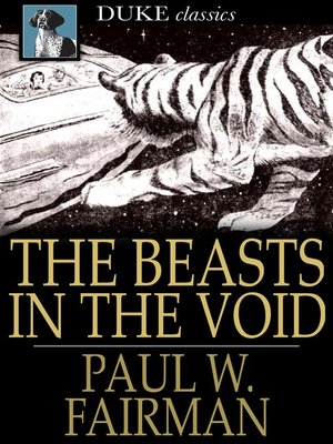 cover image of The Beasts in the Void