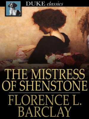 cover image of The Mistress of Shenstone