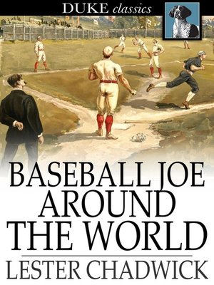 cover image of Baseball Joe Around the World
