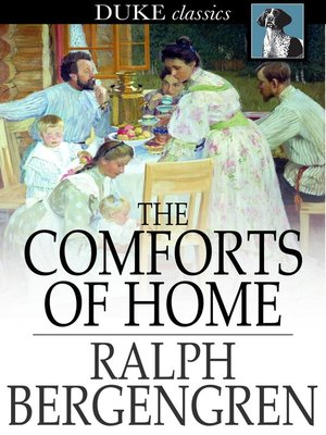 cover image of The Comforts of Home
