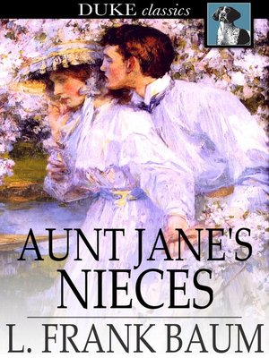 cover image of Aunt Jane's Nieces