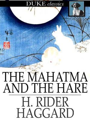 cover image of The Mahatma and the Hare