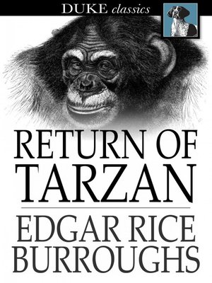 cover image of Return of Tarzan