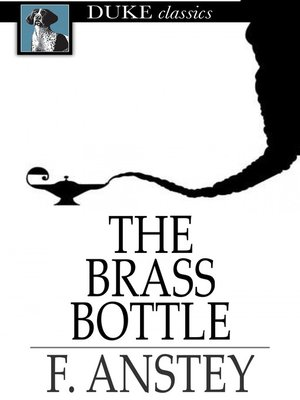 cover image of The Brass Bottle