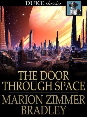 cover image of The Door Through Space