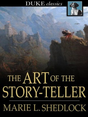 cover image of The Art of the Story-Teller