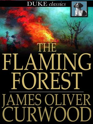 cover image of The Flaming Forest