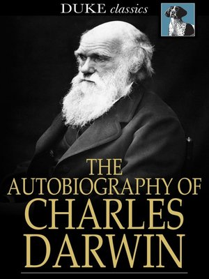 cover image of The Autobiography of Charles Darwin