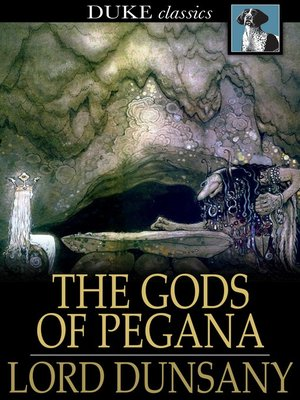 cover image of The Gods of Pegana