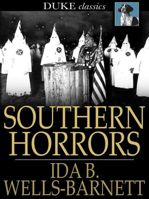 cover image of Southern Horrors