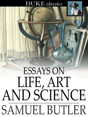 cover image of Essays on Life, Art and Science