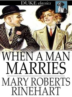 cover image of When a Man Marries