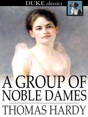 cover image of A Group of Noble Dames