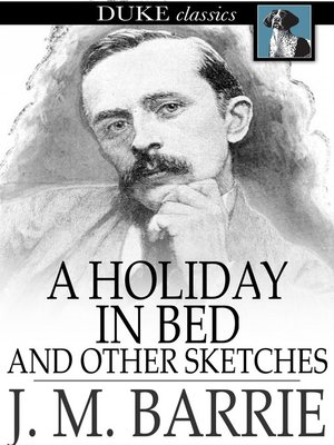 cover image of A Holiday in Bed