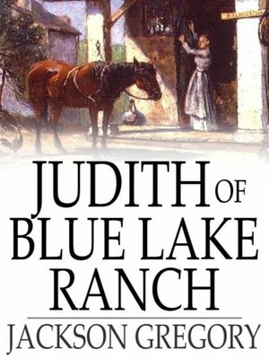 cover image of Judith of Blue Lake Ranch