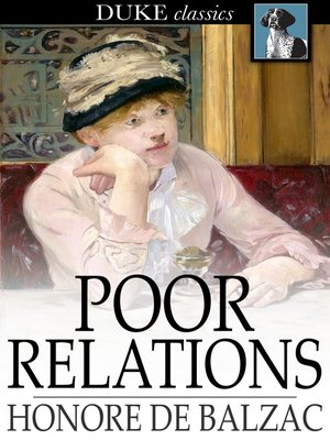 cover image of Poor Relations
