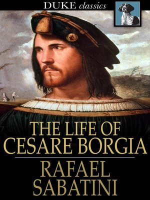 cover image of The Life of Cesare Borgia