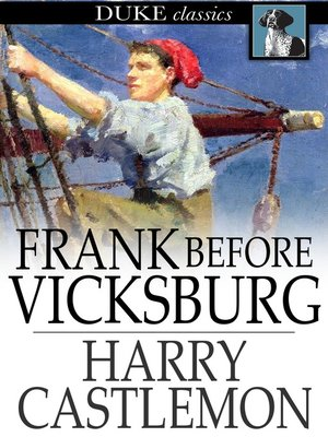 cover image of Frank before Vicksburg
