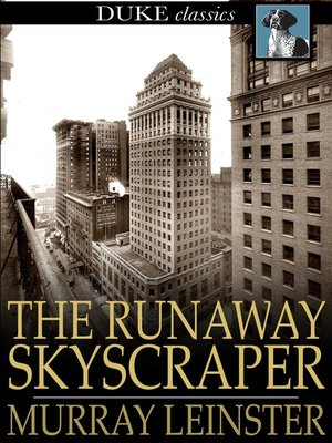 cover image of The Runaway Skyscraper