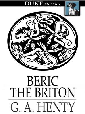 cover image of Beric the Briton