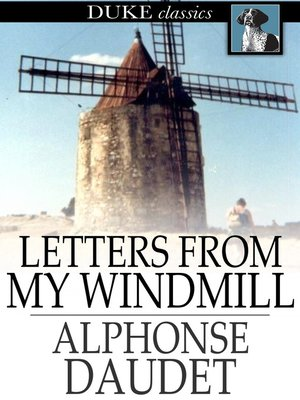cover image of Letters From My Windmill