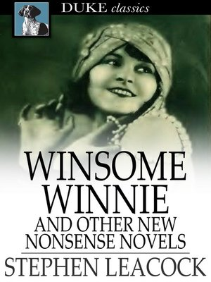 cover image of Winsome Winnie