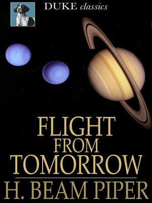 cover image of Flight from Tomorrow