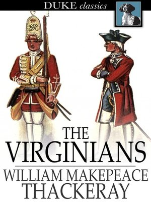 cover image of The Virginians