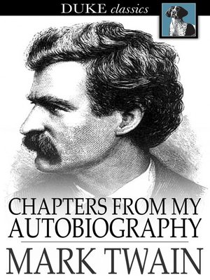 cover image of Chapters from My Autobiography