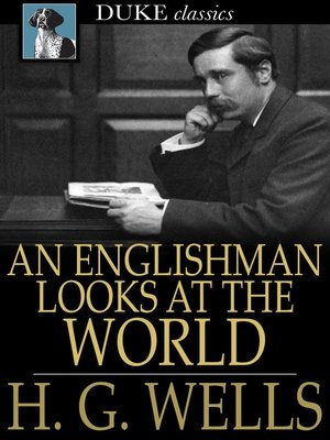 cover image of An Englishman Looks at the World