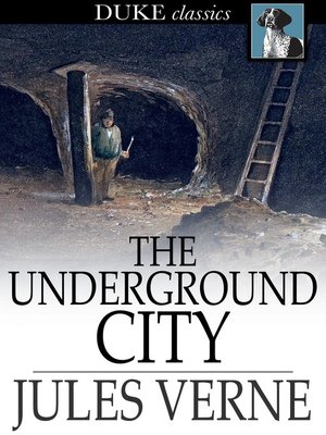 cover image of The Underground City