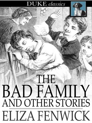 cover image of The Bad Family