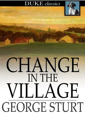 cover image of Change in the Village