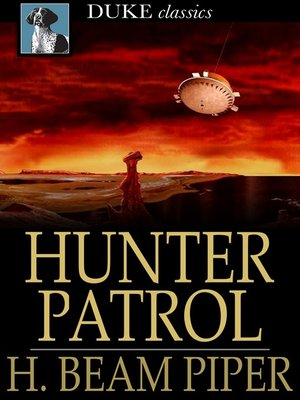 cover image of Hunter Patrol