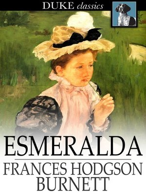 cover image of Esmeralda