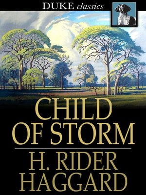 cover image of Child of Storm
