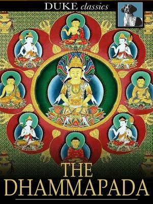 cover image of The Dhammapada