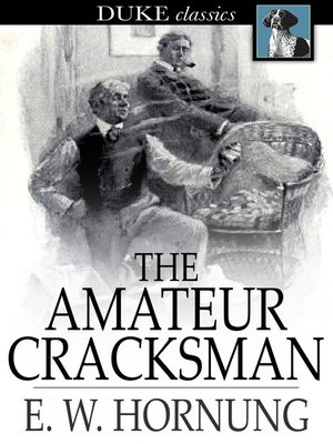 cover image of The Amateur Cracksman